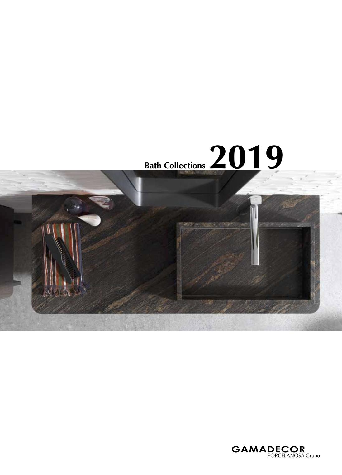 GD — Мебель для ванных комнат 2019