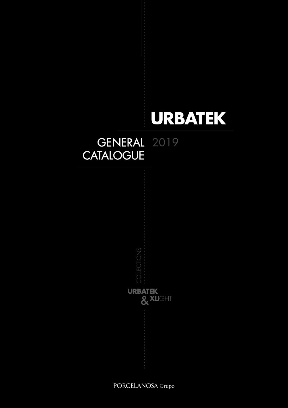 Генеральный каталог URBATEK 2019