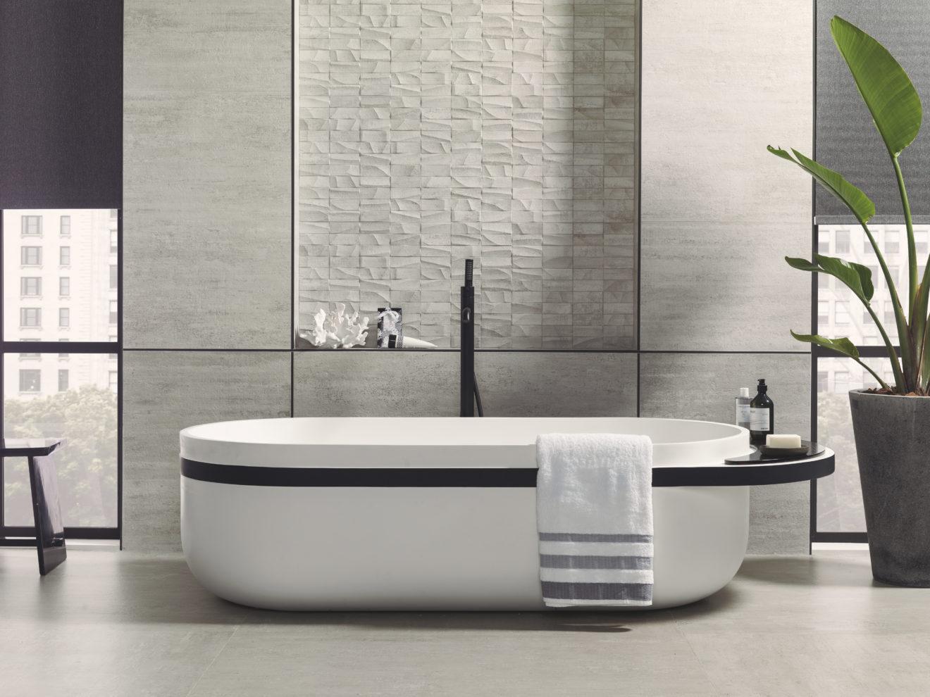 урбанистическая ванная